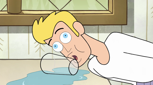 File:S1e17 How To Drink Water Hmm....png - Hmm PNG