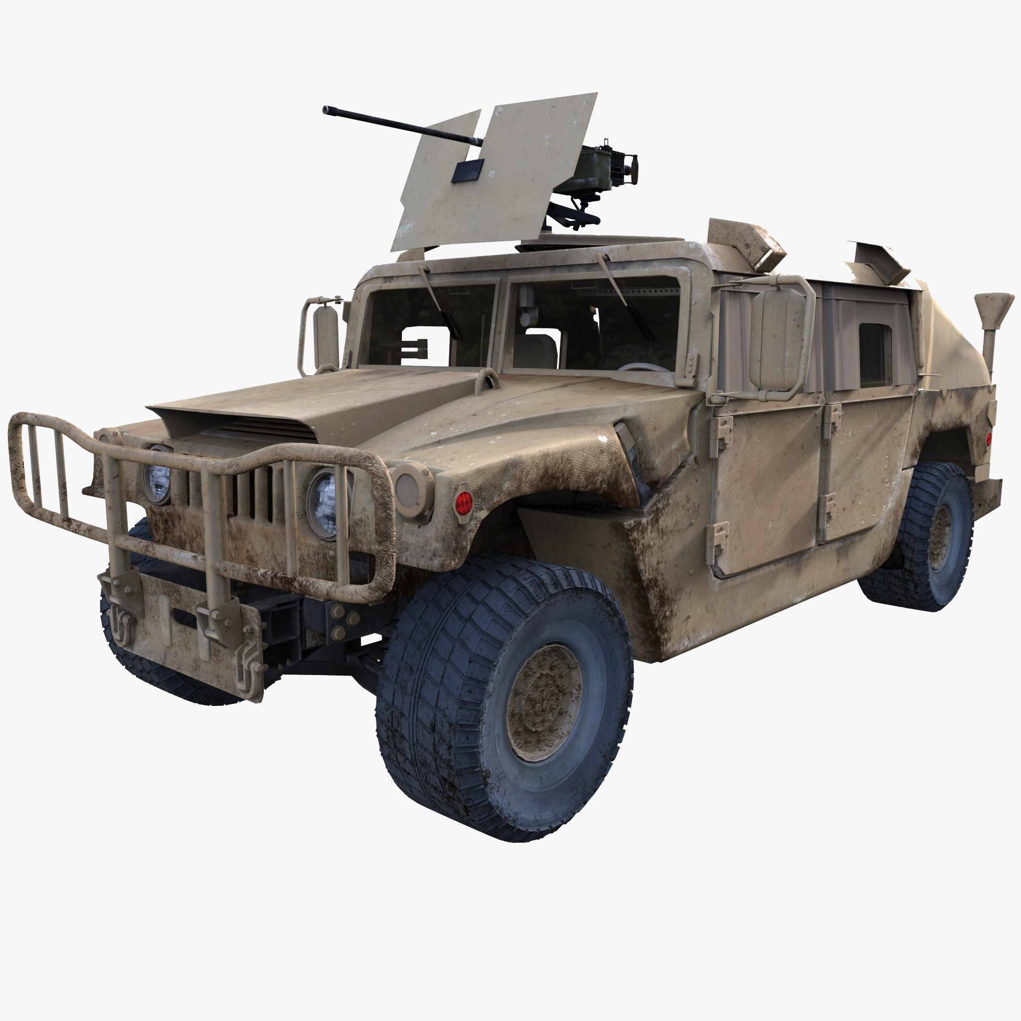 Humvee Military HMMWV Model Available On Turbo Squid, The Worldu0027s Leading  Provider Of Digital Models For Visualization, Films, Television, And Games. - Hmmwv PNG