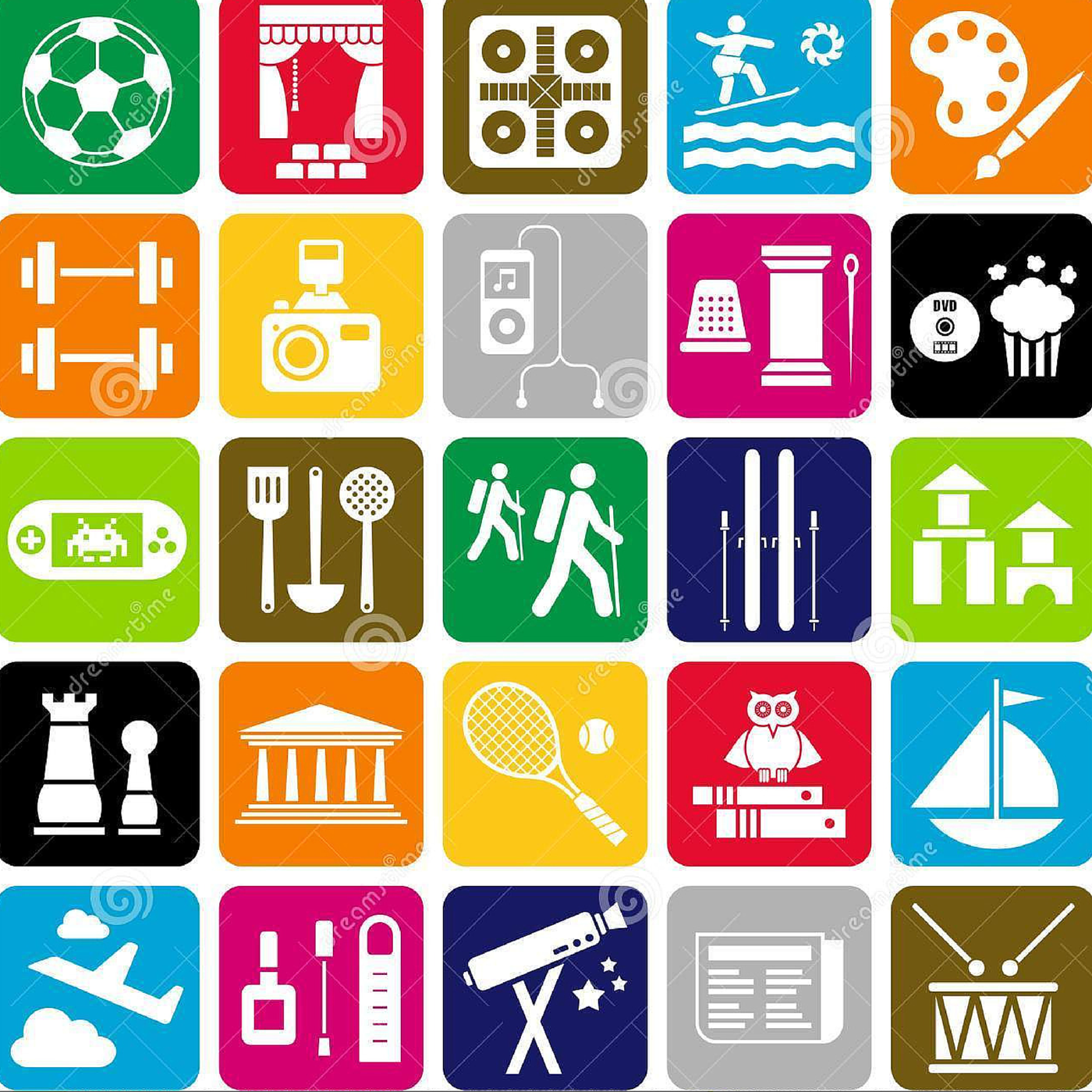 Hobbies And Interests PNG - 49892