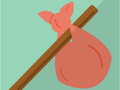 Hobo Stick PNG - 53261
