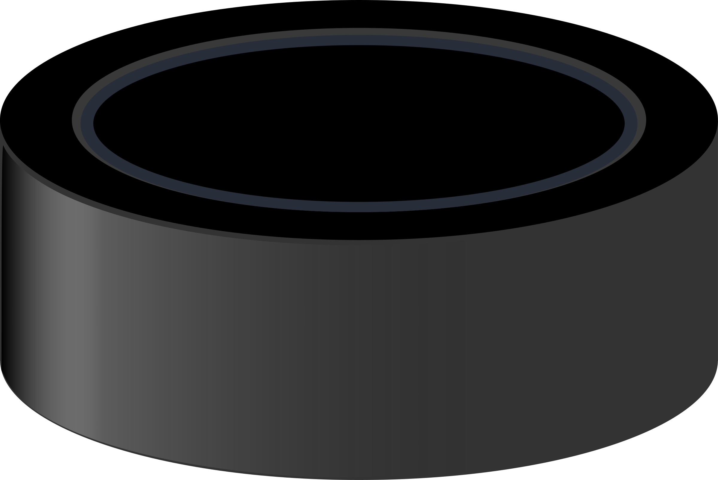 Hockey - Hockey Puck PNG Black And White