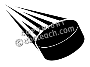 Hockey Puck Clipart 08 - Hockey Puck PNG Black And White
