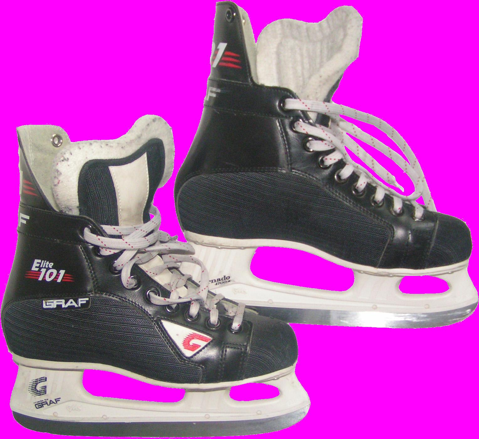 File:Amateur ice hockey skates trans.png - Hockey Skates PNG