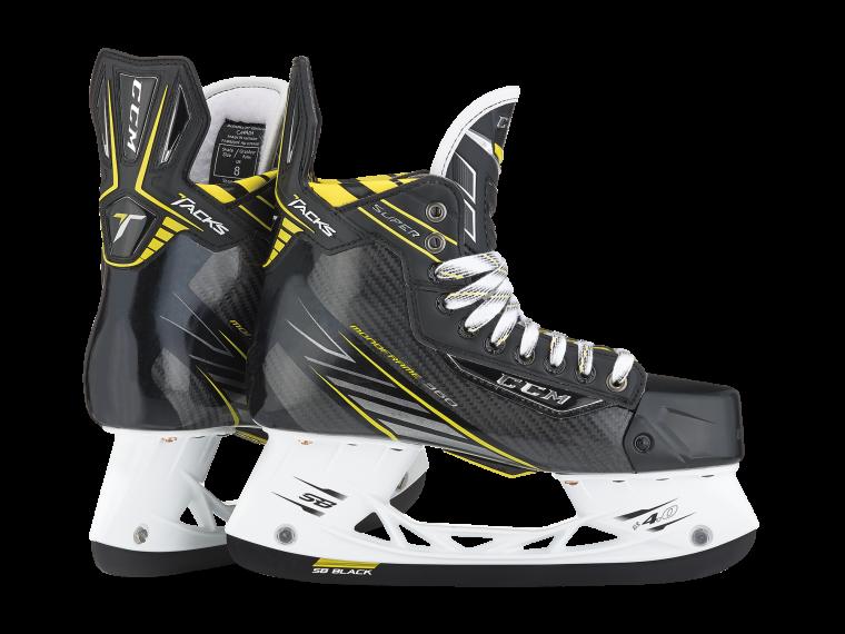 Super Tacks Skate - Hockey Skates PNG