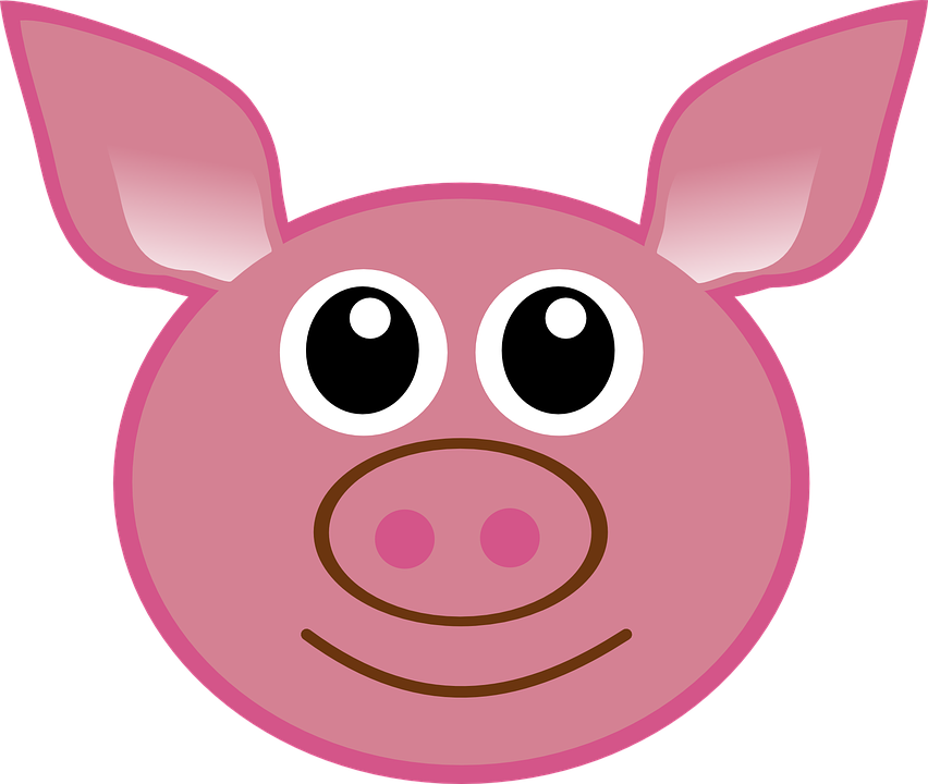 Collection Of Nice Logos For Spa: Collection Of Hog Head PNG.
