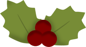 holly ivy clipart - Holly And Ivy PNG