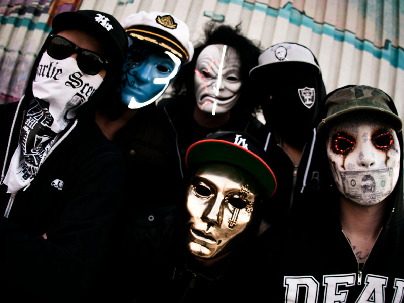 Hollywood Undead PNG - 13239