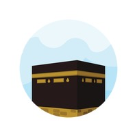 Holy kaaba in mecca - Holy Kaaba PNG