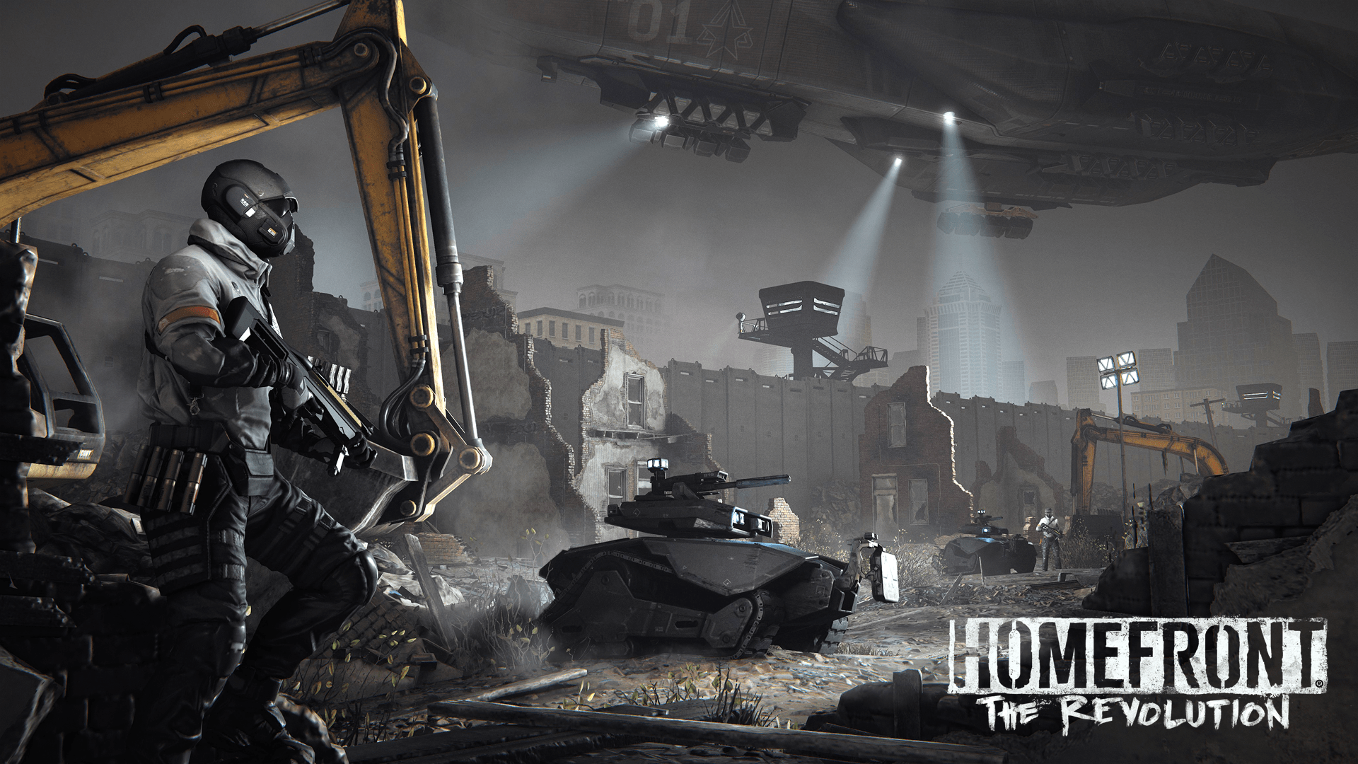 homefront pic 2 - Homefront Video Game PNG
