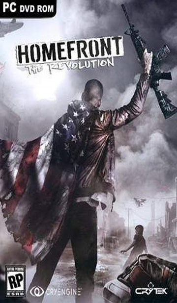 Homefront The Revolution Beyond the Walls - Homefront Video Game PNG
