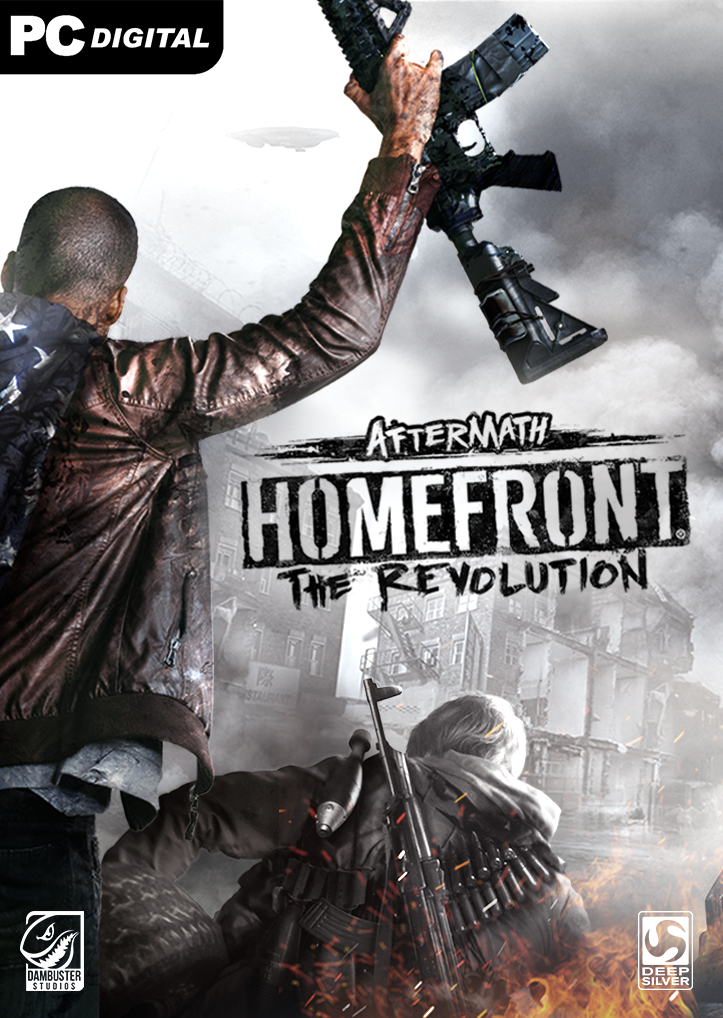 Picture of Homefront®: The Revolution - Aftermath - Homefront Video Game PNG