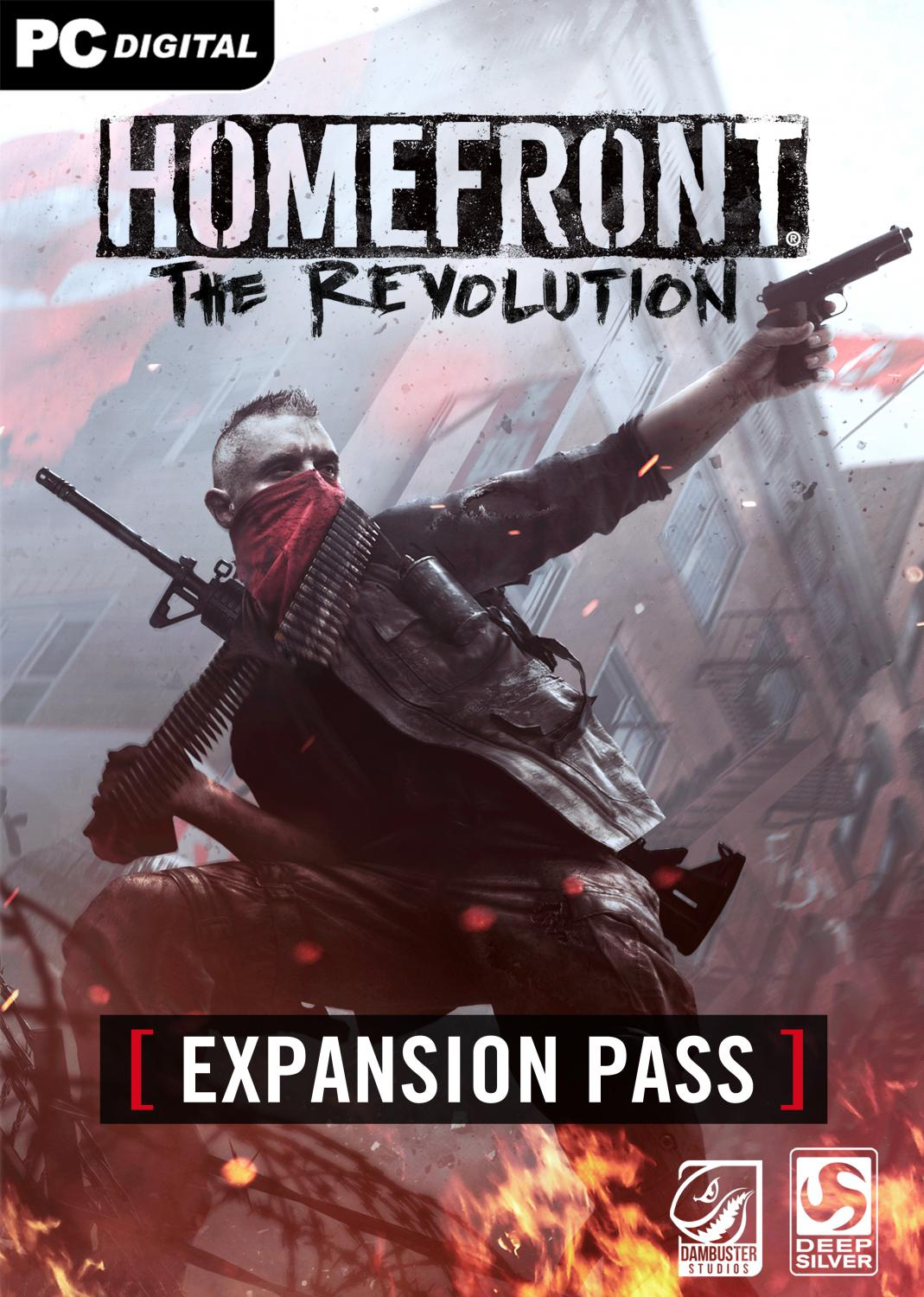 Picture of The Homefront®: The Revolution Expansion Pass - Homefront Video Game PNG