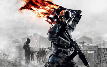 Video Game / Homefront - Homefront Video Game PNG