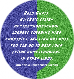 Chris Klicka, senior counsel for Home School Legal Defense Association  (HSLDA), has been touring the world from Brazil to Japan. - Homeschool PNG HD