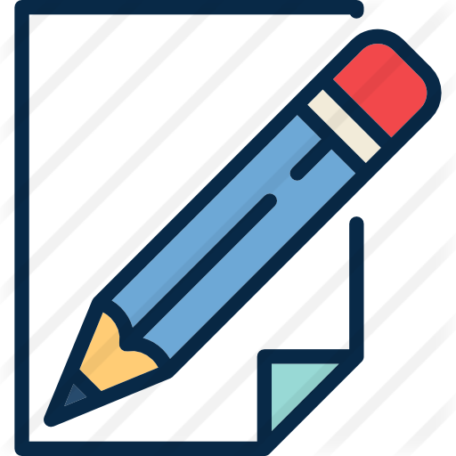 Add to collection. Edit icon - Homework Due PNG
