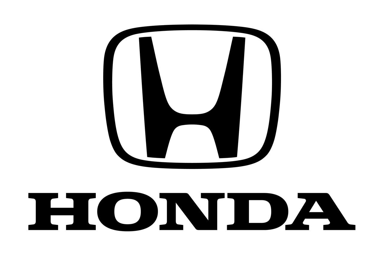 Honda Logo Vector PNG - 107660
