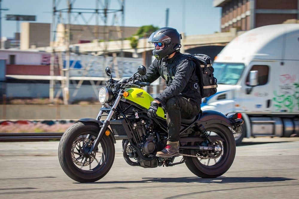 JPG Honda Rebel Handa Rebel First Ride Review Spurgeon Dunbar Honda 26.jpg  PlusPng.com  - Honda Rebel PNG