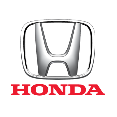 Honda silver logo vector - Honda PNG