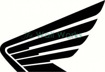 Honda Wings PNG - 111224