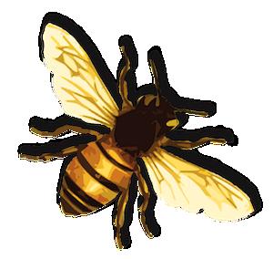 Honey Bee PNG HD - 129276