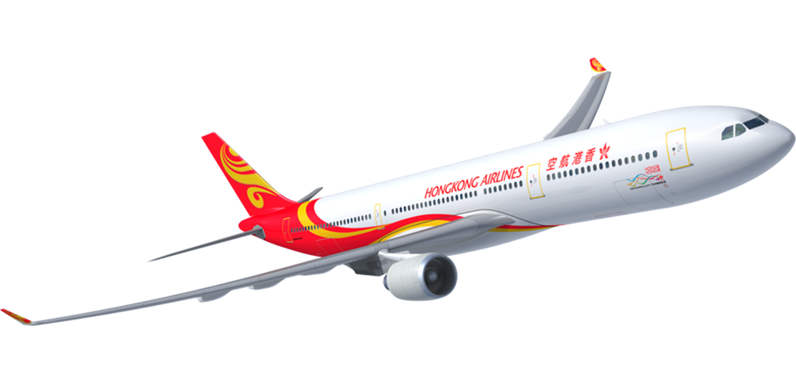 Hong Kong Airlines - Hong Kong Airlines PNG