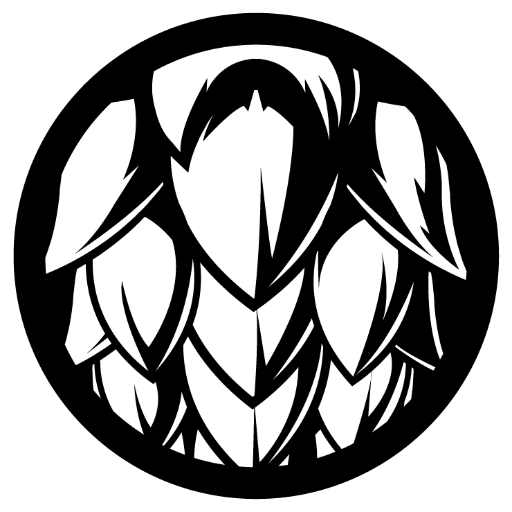 Hop PNG Black And White