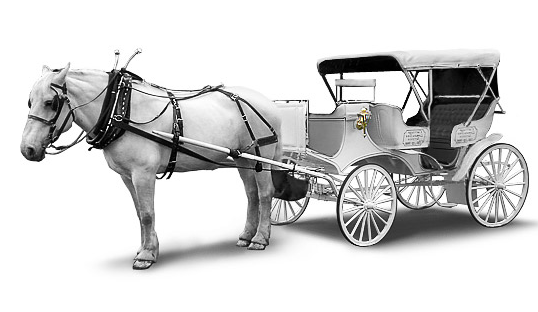 Horse Carriage PNG HD - 127079