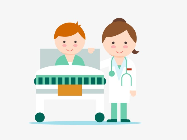 Vector investigation bed, HD, Vector, Hospital Free PNG and Vector - Hospital PNG HD Images