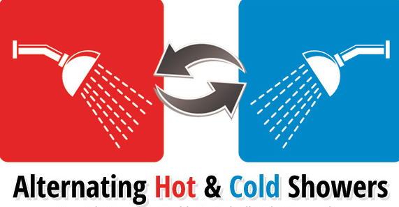 Recovery Shower: Hot Or Cold? - Hot And Cold PNG
