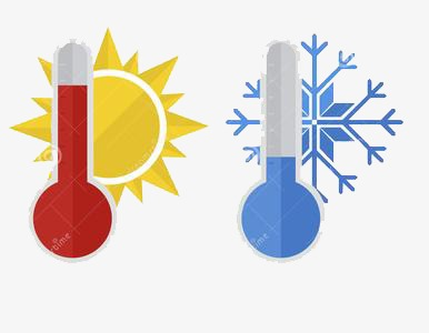 temperature, Thermometer, Cold, Hot PNG Image and Clipart - Hot And Cold PNG