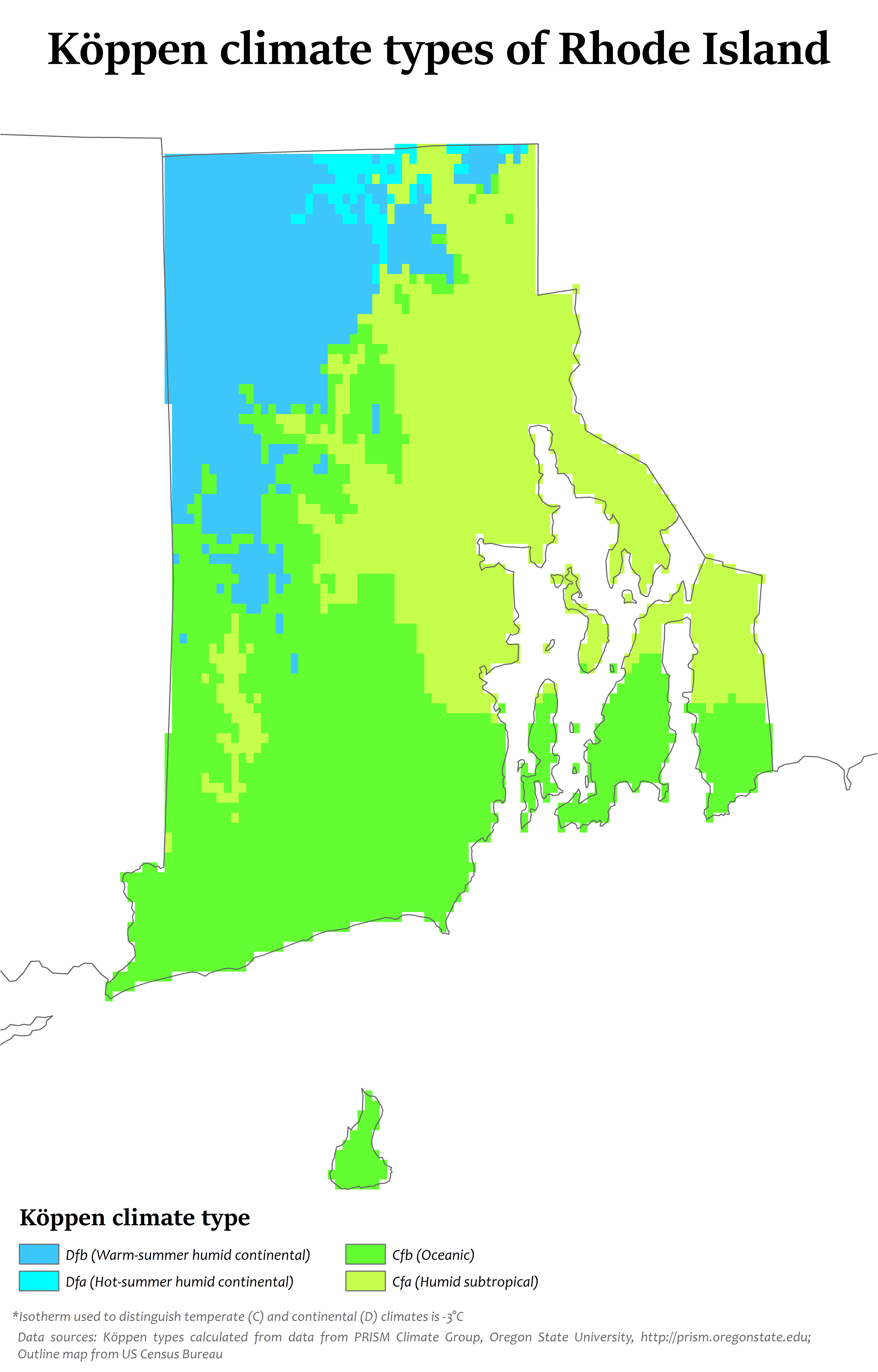 File:Rhode Island Köppen.png - Hot And Humid PNG