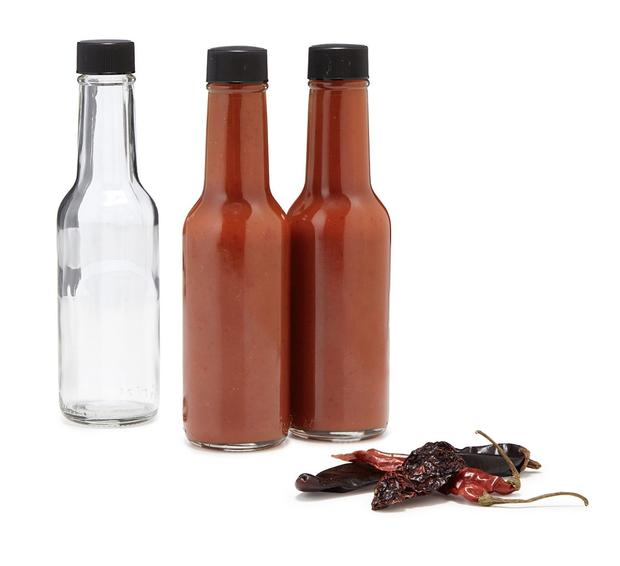 Iu0027m wanting to make some homemade hot sauce as Christmas gifts and Iu0027m  looking for small glass bottles. I checked amazon but they were very  expensive. - Hot Sauce Bottle PNG
