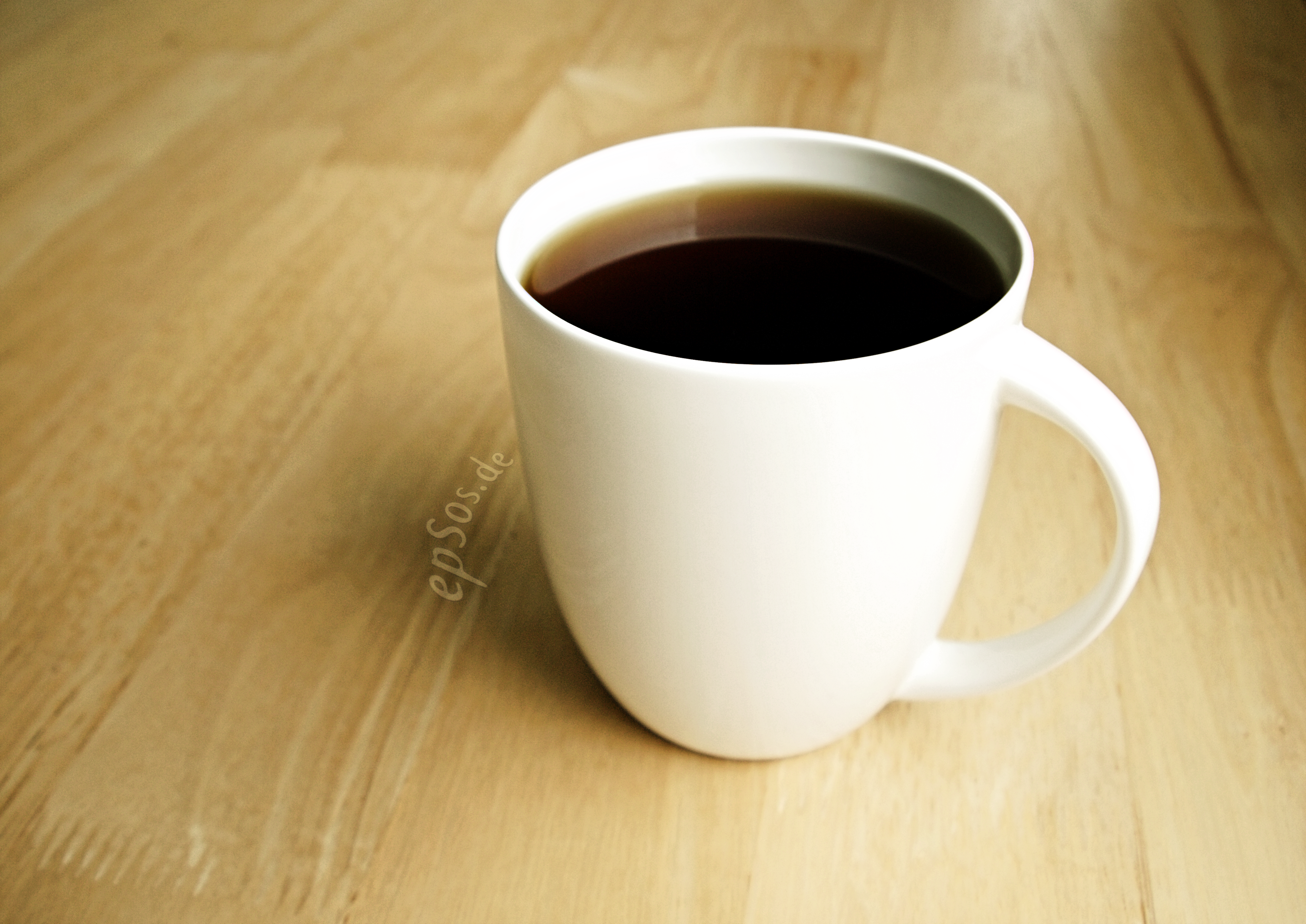 File:Black Coffee and Tea in White Cup is Hot.png - Hot Tea PNG Black And White