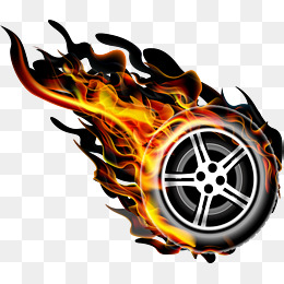 flame fire wheel, Vector Material, Fire Wheel, Flames PNG and Vector - Hot Wheels PNG