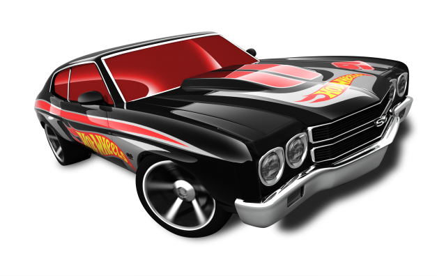 T-shirt Hot Wheels Iron-on Cl
