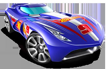Velocita3D.png - Hot Wheels PNG