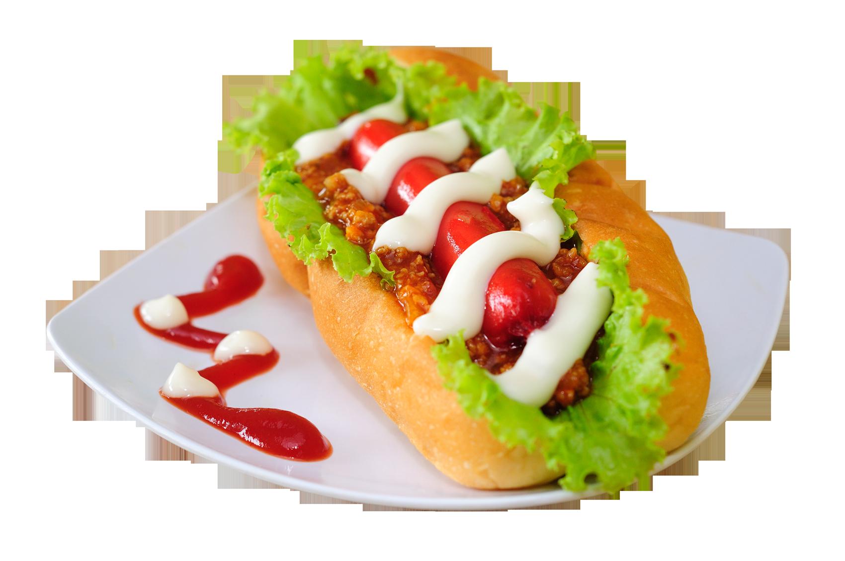 Hotdog HD PNG - 96072