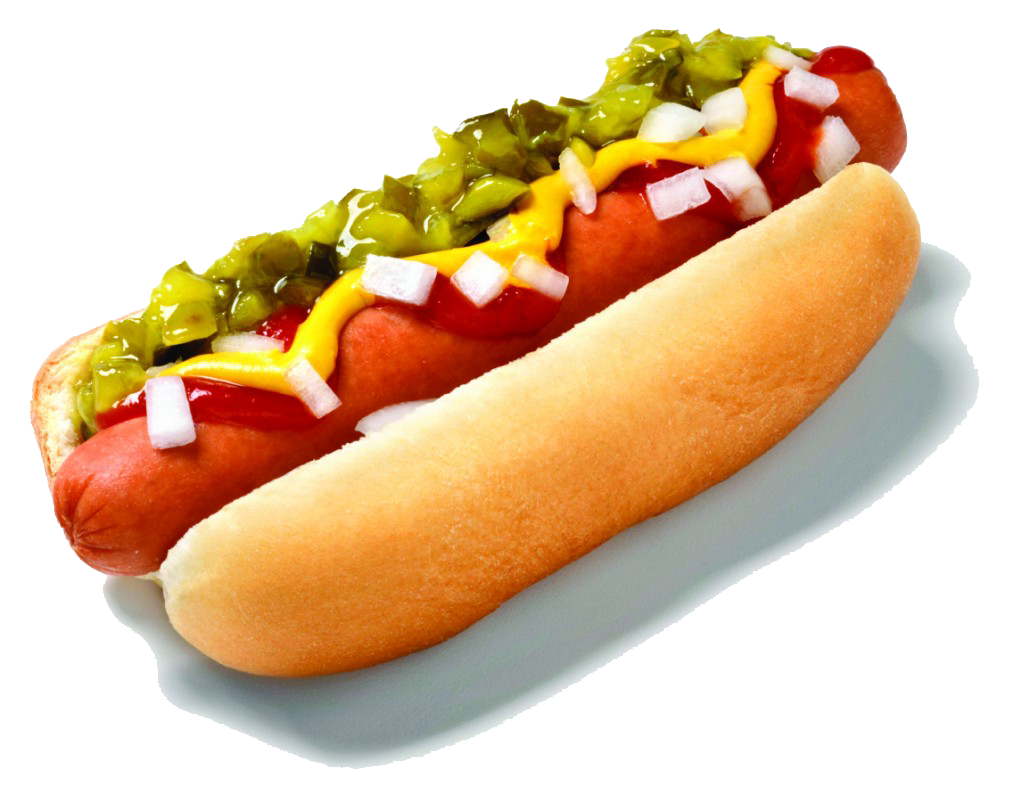 Hot Dog Transparent PNG Image - Hotdog HD PNG
