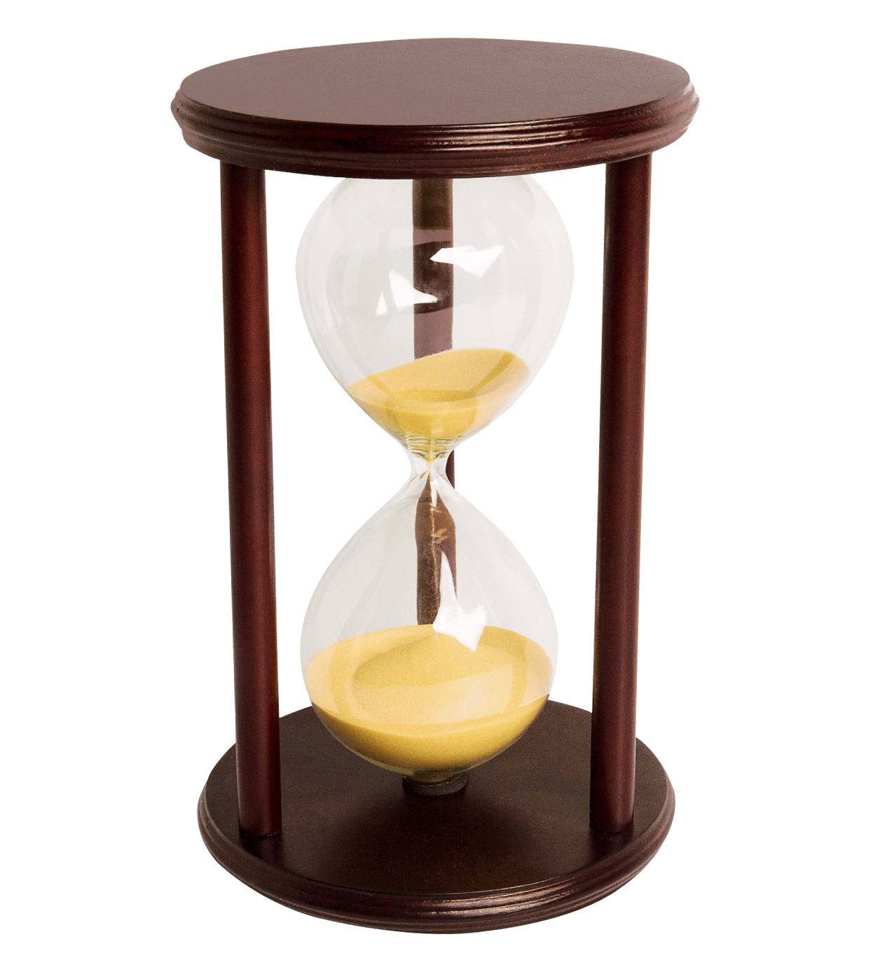 Hourglass PNG HD-PlusPNG.com-1276 - Hourglass PNG HD