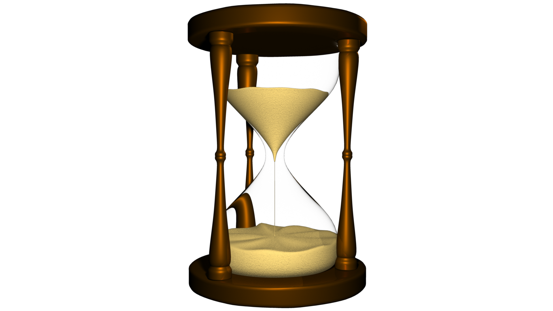 png 1920x1080 Hourglass with blank background - Hourglass PNG - Hourglass PNG HD