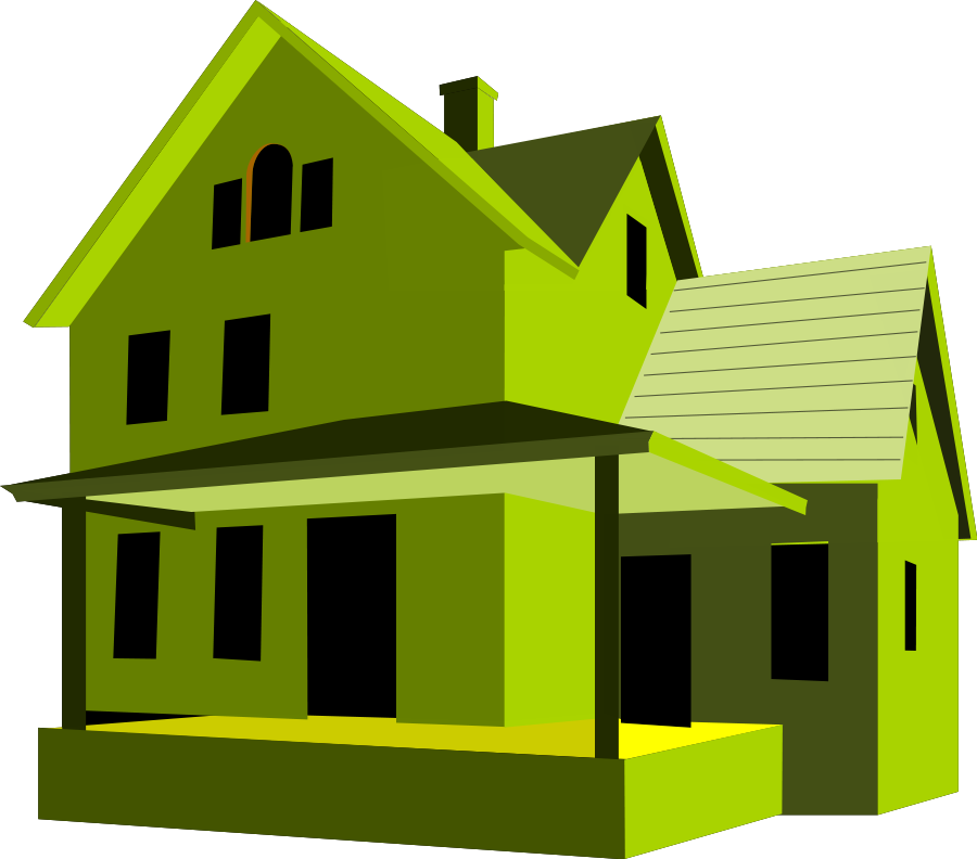Residence 20clipart