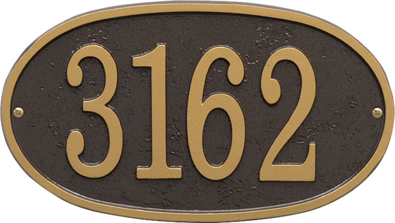 House Numbers PNG