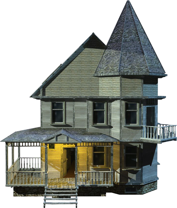 House PNG - 50256