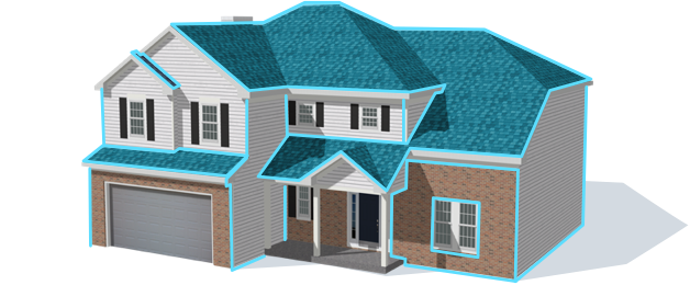 Houses PNG HD - 144573
