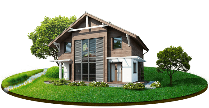 Houses PNG HD - 144558