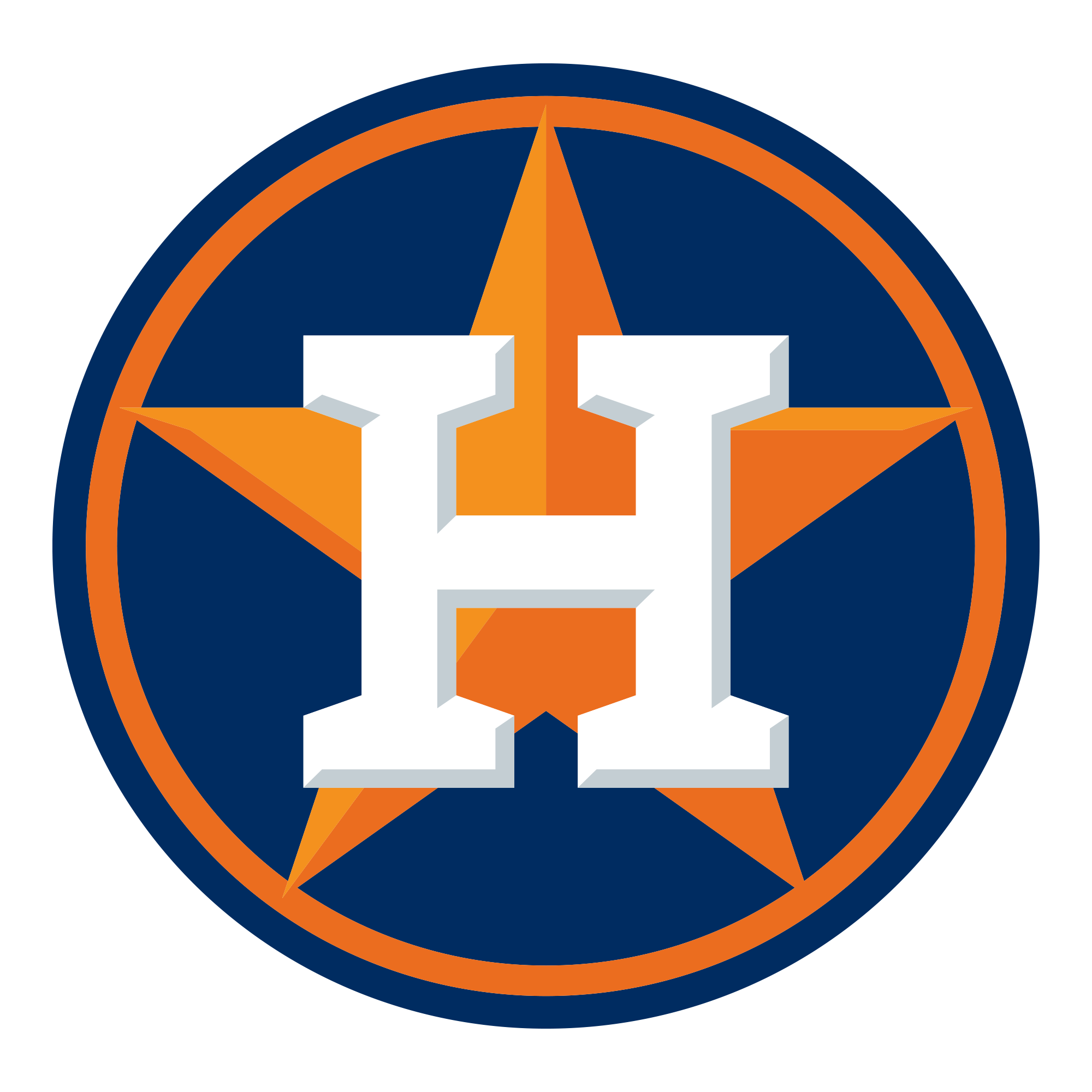 Houston Astros Logo Vector PNG - 31138