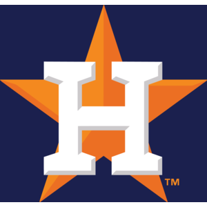 Free Vector Logo Houston Astros - Houston Astros Logo Vector PNG