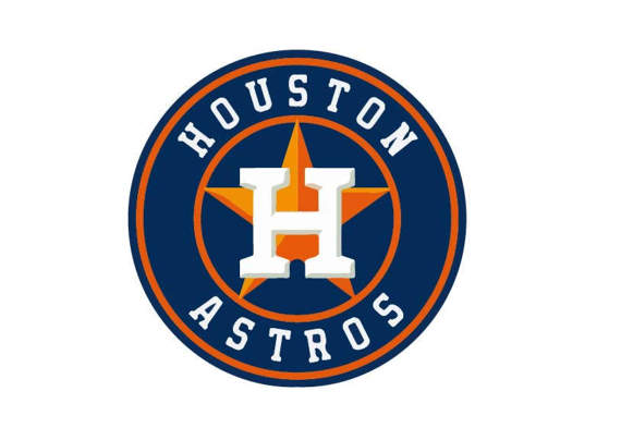 Houston Astros Baseball Svg vector logo, Vinyl Decal Tshirt Craft, Svg,  Eps, Dxf, Png from VectorFanHouse on Etsy Studio - Houston Astros PNG