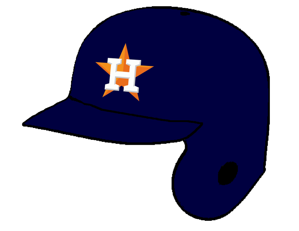Houston Astros batting helmet by Chenglor55 Houston Astros batting helmet  by Chenglor55 - Houston Astros PNG
