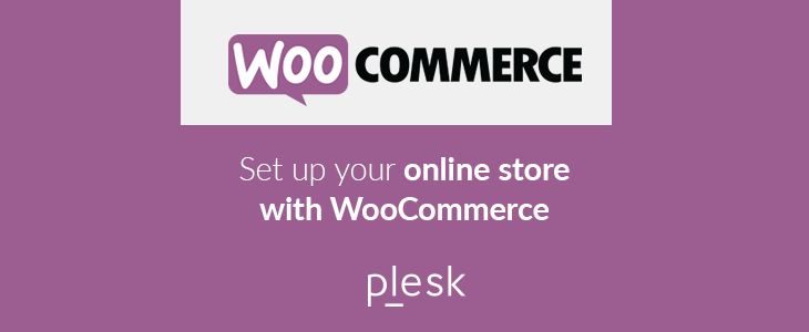 How to set up your online store with WooCommerce - Plesk Logo PNG